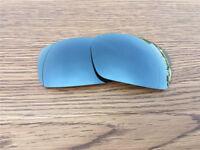 Inew Black Iridium Polarized Replacement  Lenses for Oakley Crankshaft