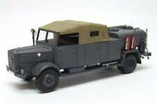 1/72 Mercedes Benz L4500A TLF 25 - Ready Built Resin Model by Fankit Model