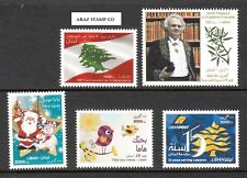 LEBANON- LIBAN MNH - 2013 COMPLETE YEAR ISSUES