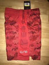 Boys Nike Elite Shorts Size Small BNWTS in Red