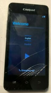 READ BEFORE U BUY Coolpad Arise 5560S CDMA Cell Phone Good Parts Repair