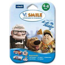 Jeu V.SMILE Motion Là-Haut - 4-6 ans - Vtech-Vsmile - Disney