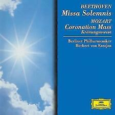 Missa Solemnis/krönungsmesse von Janowitz,Herbert von Karajan,Ludwig,Wunderlich,Berry (1997)