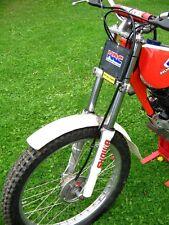 Honda TLR200 1983<86 Reflex XR200R Conversion & TLR250 1985 Front Brake cable