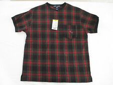 POLO RALPH LAUREN - NEW with TAGS - VINTAGE - PLAID - WOMAN's SHORT SLEEVE SHIRT