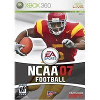 NCAA Football 2007 For Xbox 360 2E