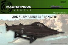 """31"""" long 20k Submarine  resin assembly kit"""