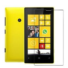3x Clear LCD Screen Protector Film Guard for Nokia Lumia 520 Anti-Scratch NEW