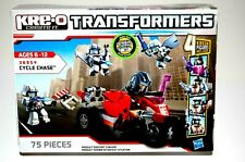 KRE-O Transformers Cycle Chase Quest For Energon #36954 NEW  FREE S/H