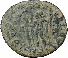 Licinius II Jr Possibly Unpublished Trier Ancient Roman Coin Jupiter i47638
