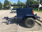 M116A3 Military Trailer with Generator