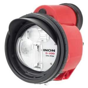 Inon D-200 Underwater Flash / Strobe