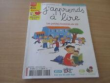 j'apprends a lire n° 85 special rentree 2006 les petites histoires de lili