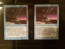 MTG Magic the Gathering: Mana Vortex English 1994 the Dark NM+ / Never Played!