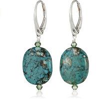 "Margo Morrison New York "" Turquoise ""  Small Size  Earrings .  P42"