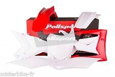 Kit plastiques Coque Polisport  Honda CRF 450 R 2013-2016  Coul: Origine