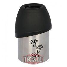 Trixie botella con Bebedero acero Inox./plástico 300 ml