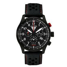 JUNKERS Herrenuhr 6680-4 Alarm-Chronograph Serie Hugo Junkers