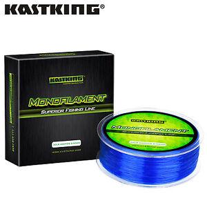 KastKing 275m 550m Strong Monofilament Mono Nylon Fishing Line Sea LeaderLine AU