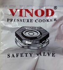 NEW Vinod Pressure Cooker Safety Valve - USA SELLER