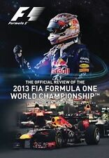 2013 Formula One - F1 World Championship Review DVD Brand New FREE POSTAGE