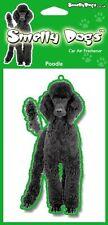 Poodle Black Fragrant Air Freshener