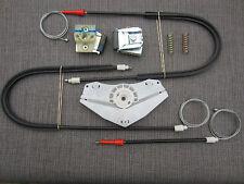 Vw New Jetta 4/5 Puertas Auto Eléctrico Ventana Regulador reparación Delantera Izquierda NSF