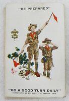 VINTAGE 1932 & 33 BOY SCOUT REGISTRATION CARDS IN ORIGINAL ENVELOPE