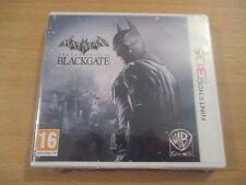 jeu nintendo 3 ds batman arkham origins blackgate (NEUF SOUS BLISTER)