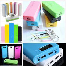 5600mAh USB Portable External Backup Battery Charger Power Bank Case For Phone