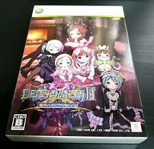 XBox 360 Deathsmiles II Limited Edition SHMUP 2D-Shooter JAPAN NTSC
