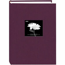 Pioneer Photo Da-300Cbf Fabric Frame Bi-Directional Album Wildberry Purple