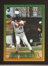 Wright State Raiders--1997 Baseball & Softball Pocket Schedule--College Store