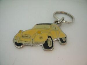 Porte-Clés / Clef Key Ring CITROEN 2CV 2 cv Citroën TOP !
