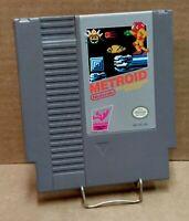 Metroid - Cartridge Only - Nintendo NES - FREE SHIPPING