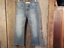 "Joes Jeans 26  Capri Flare Size 26 x  26 ""Idol"" Cotton Stretch"