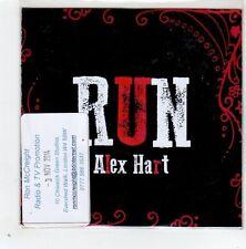 (GD705) Alex Hart, Run - 2014 DJ CD