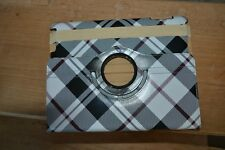 IPad 3 360 PU Leather Rotating Magnetic Smart Cover (Different Designs)