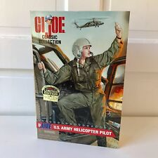 "New! GI JOE / JANE 12"" Female HELICOPTER PILOT Limited Ed! UNOPENED! Kenner 1997"