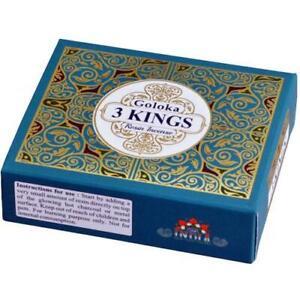 Goloka Three Kings Resin  Incense 50g