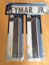 2015-16 NEYMAR JR#11 La Liga 3rd Away Shirt OFFICIAL Sporting iD Name Number Set