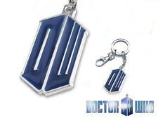 KEYCHAIN KEYCHAIN KEYRING DR DOCTOR WHO THE TARDIS PHONE BOOTH CABIN TV #3