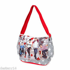 The Vamps Girl Messenger Bag Purse Brad James Connor Tristan Loungefly Authentic