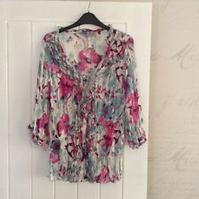 Per Una Polyester Stretch Floral Tops & Shirts for Women