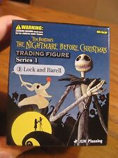 Nightmare Before Christmas Trading Figure - Lock and Barell - Jun Planning