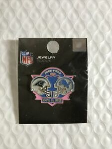 WinCraft,Inc.-NFL Jewelry-Ford Field Panthers VS Lions Oct 2017 Pin