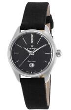 NOS Eterna 2940.41.40.1357 Avant-Garde Ladies Automatic Watch Stainless Runs
