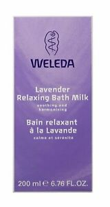 Lavender Relaxing Bath Milk - 200ml