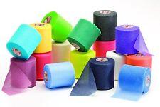 New! Neon Bright Pre Wrap Foam Bandage Sports Headbands Volleyball Basketball