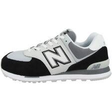 New Balance ML 574 Nlc Zapatos Hombre Zapatillas Deporte de Black Blanco